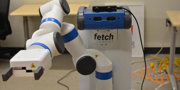 """Robot named """"Fetch,"""""""