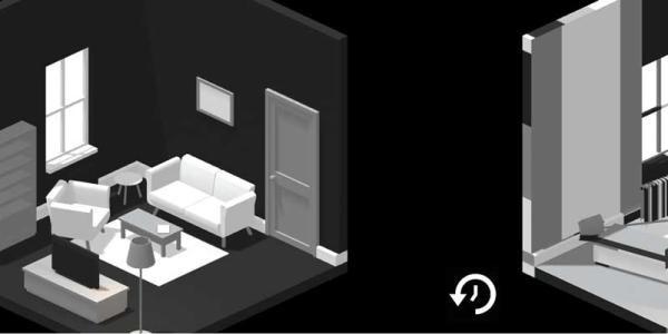 Screenshot of Furniture Music project.