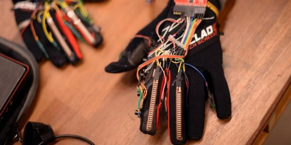 Klipfel's Piano Gloves