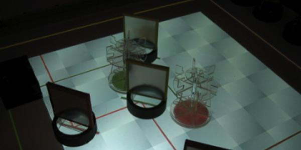 Tangible Optical Chess