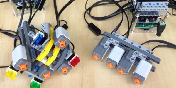 Photo of BlockyTalky hardware