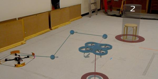 Virtual Surrogate Robot demonstration
