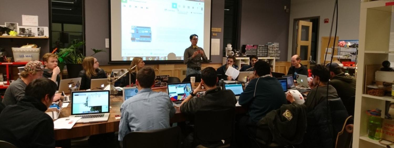 btu arduino workshop