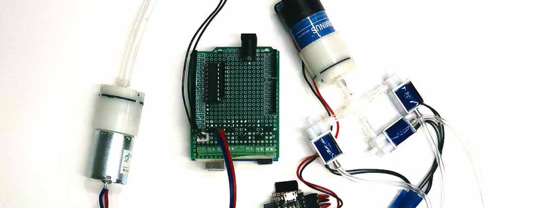 Photo of Haptic Pneumatics Toolkit