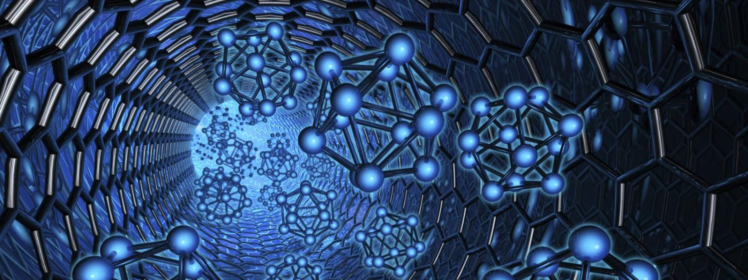 depiction of nanomaterials