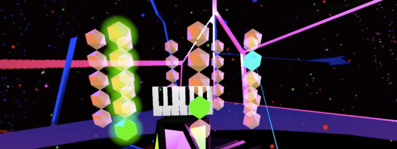 Screenshot from Audiovisual Playground