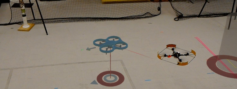 Demonstration of Virtual Surrogate Robot