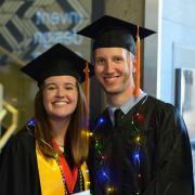 BS TAM grads prepare for graduation ceremony