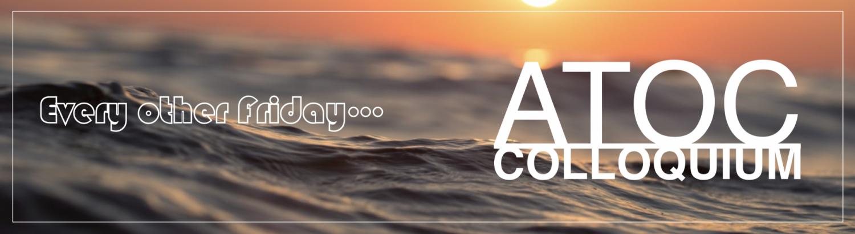 atoc colloq splash not new anymore
