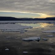 arctic open water