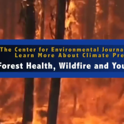 Forest Health, Wildfire and Your Home Video Cover