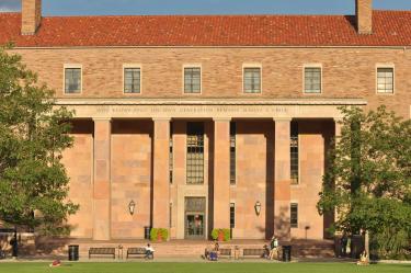 Norlin Library building