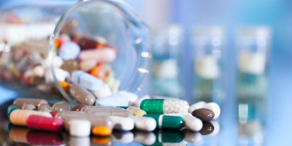 Pills and bottles