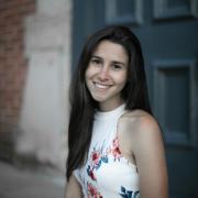 Maria Carilli, a CU Boulder Student