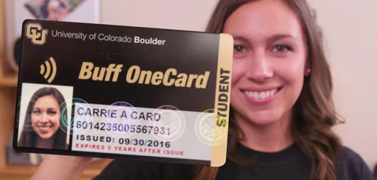 Buff One Card