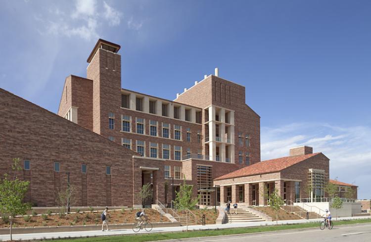 University Of Colorado Anschutz Medical Campus >> Home | BioFrontiers Institute | University of Colorado