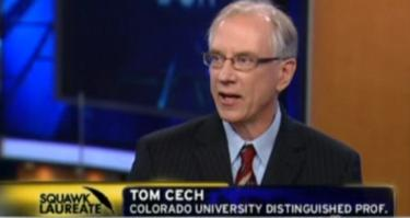 Tom Cech appears on CNBC Squawk Box