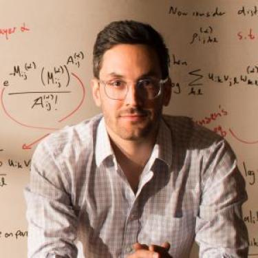 Assistant Professor Daniel Larremore