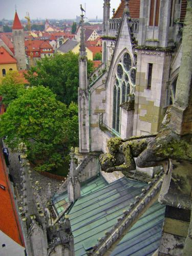 View from the Cathedral photograph by Matt Evett