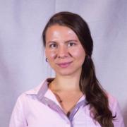 Katia Tarasava, IQ Biology Ph.D. Student