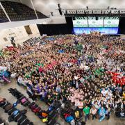 More than 2,700 attendees from around the world participated in the 2015 iGEM competition.