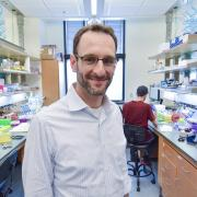 Joel Kralj is using fluorescent proteins to reveal how bacterial use electricity to stay alive.