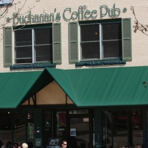 Downtown Boulder - Coffee Pub