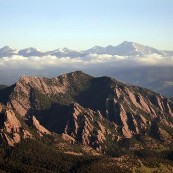 Boulder Mountain Parks