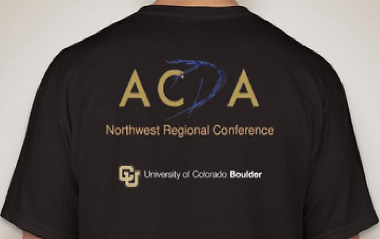 ACDA Northwest Regional Conference logo good example