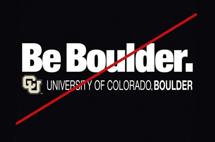 Be Boulder logo bad example