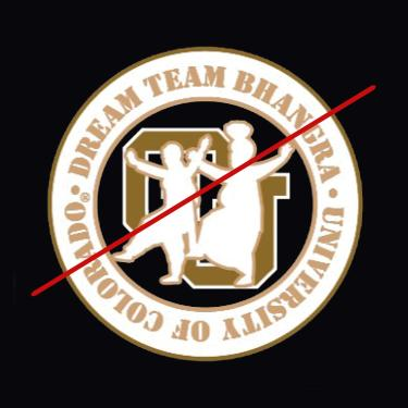 Dream Team Bhangra logo bad example