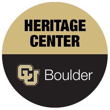 CU Boulder Heritage Center social avatar