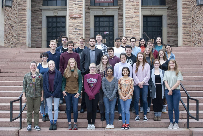 BSI Scholar Summer 2019 Group photo