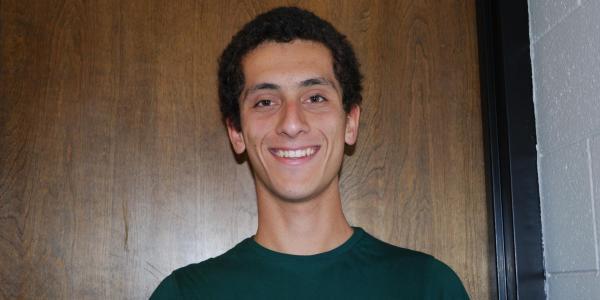 Cyrus Haas BSI Scholar