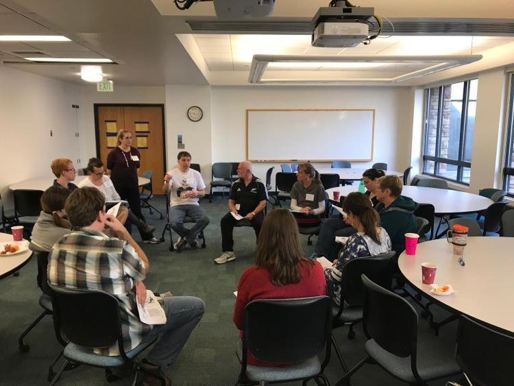 socratic seminar circle