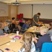 RSS Workshop Photo of teachers