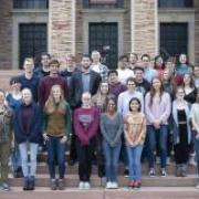 BSI Scholars group photo