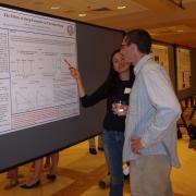 undergrad at poster
