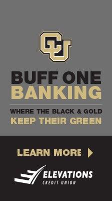 Boulder Buff Onecard Colorado University Of