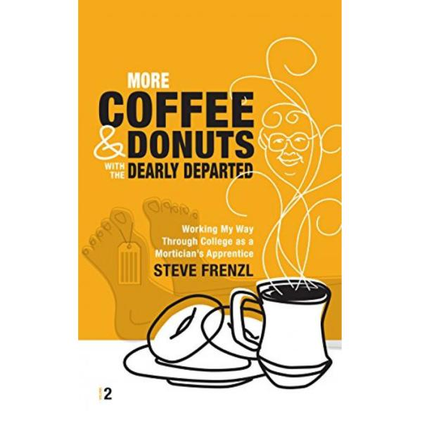 Coffee & Donuts with the Dearly Departed cover