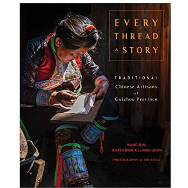 Every Thread A Story cover
