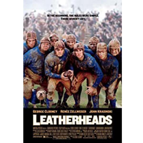 Leatherheads cover