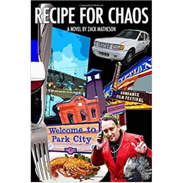 Recipe for Chaos cover