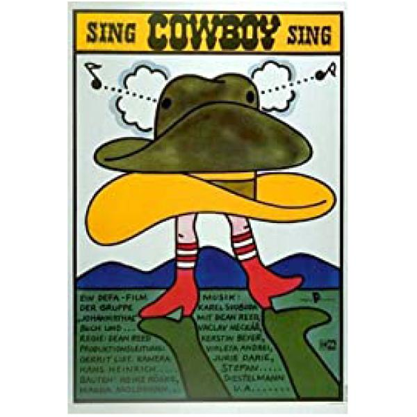 Sing Cowboy Sing cover