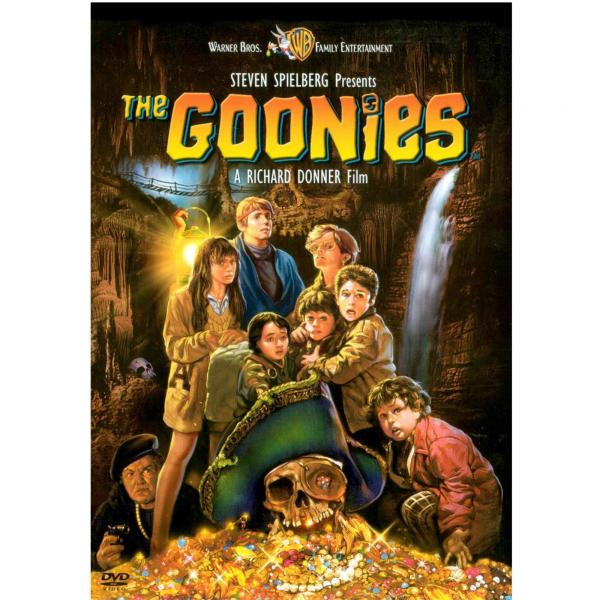 The goonies cover