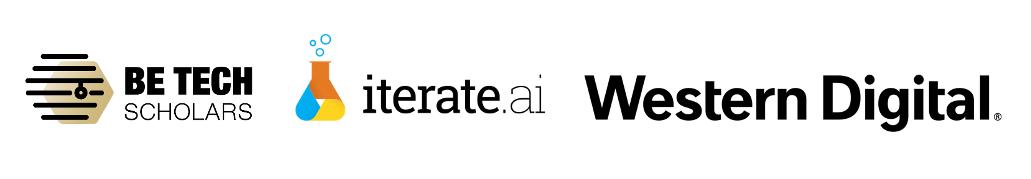 BE Tech logos