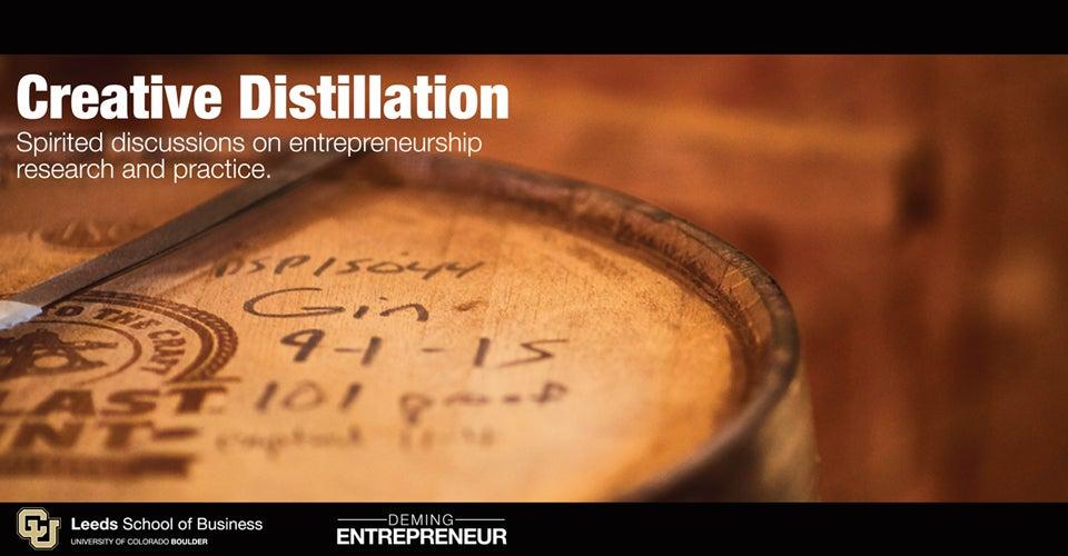 Creative Distillation Research Podcast Episode 16 Banner