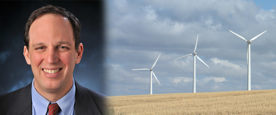 Jeff York Wind Energy