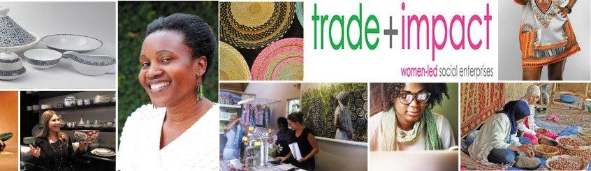 Social entrepreneurship, social impact, Trade + Impact Summi
