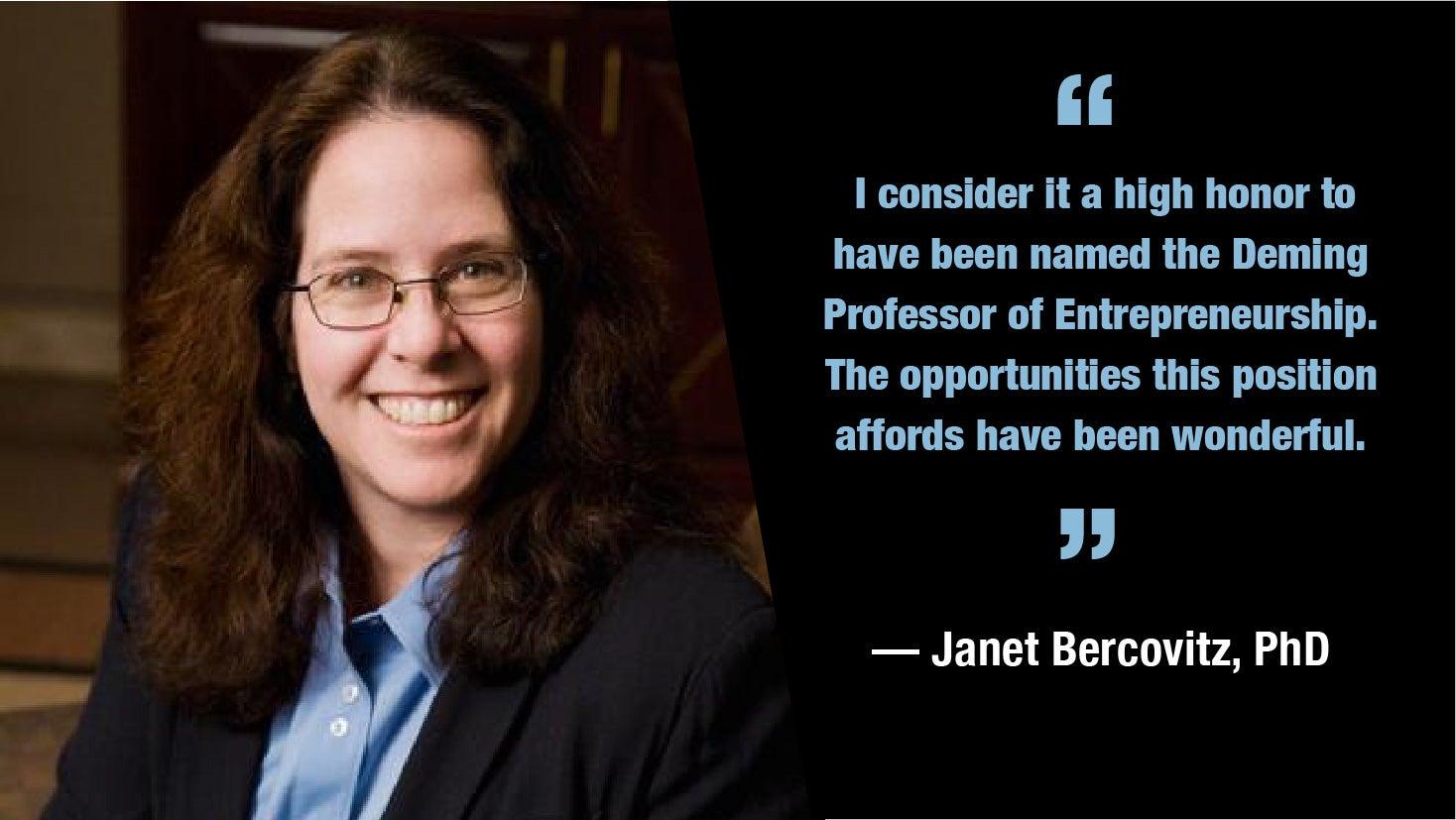 Janet Bercovitz Image
